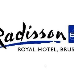 Radisson Blu Royal Hotel Brussels 4* Стандартный номер с различными типами кроватей фото 10
