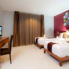 Rama Kata Beach Hotel 2* Стандартный номер с различными типами кроватей фото 2