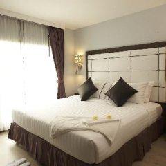 Отель Sukhumvit Suites 3* Улучшенный номер с различными типами кроватей фото 13