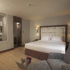 Отель Sukhumvit Suites 3* Номер Делюкс с различными типами кроватей фото 9