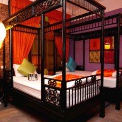 Shanghai Mansion Bangkok Hotel 4* Улучшенный номер с различными типами кроватей фото 14