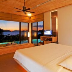 Sri Panwa Phuket Luxury Pool Villa Hotel 5* Стандартный номер с различными типами кроватей фото 3