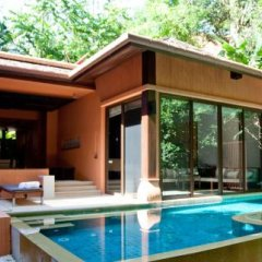 Sri Panwa Phuket Luxury Pool Villa Hotel 5* Стандартный номер с различными типами кроватей фото 4