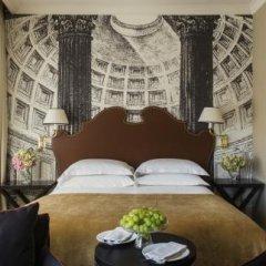 Отель Starhotels Michelangelo 4* Стандартный номер с различными типами кроватей фото 22