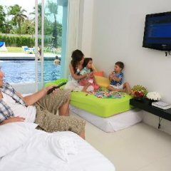 Отель Sugar Marina Resort - ART - Karon Beach 4* Люкс с различными типами кроватей