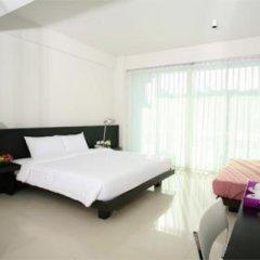 Отель Sugar Marina Resort - ART - Karon Beach 4* Улучшенный номер с различными типами кроватей фото 3