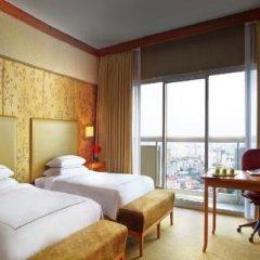 Отель Swissotel The Stamford 5* Представительский номер с различными типами кроватей фото 7