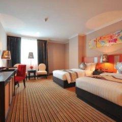 The Berkeley Hotel Pratunam 5* Номер категории Премиум с различными типами кроватей фото 4