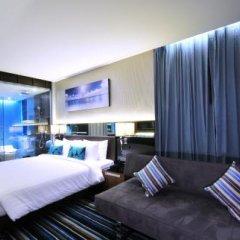 Отель The Continent Bangkok by Compass Hospitality 4* Представительский номер с различными типами кроватей фото 47