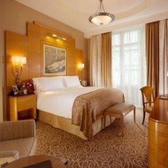Отель The Savoy 5* Улучшенный номер с различными типами кроватей фото 9