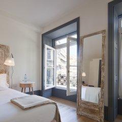 Porto A.S. 1829 Hotel 4* Стандартный номер разные типы кроватей