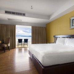 Отель D Varee Jomtien Beach 4* Номер Делюкс с различными типами кроватей фото 11