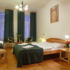 Отель Pension Prague City 3* Стандартный номер с различными типами кроватей