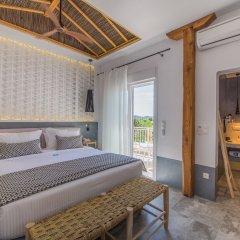 Отель Antigoni Beach Resort 4* Стандартный номер с двуспальной кроватью