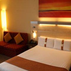 Отель Holiday Inn Express Berlin City Centre-West 3* Стандартный номер с различными типами кроватей фото 3