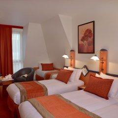 Отель Opera Cadet 4* Стандартный семейный номер с двуспальной кроватью