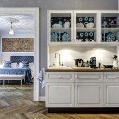 Апартаменты Gorki Apartments Berlin Стандартный номер с различными типами кроватей