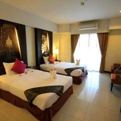 Golden Sea Pattaya Hotel 3* Улучшенный номер с различными типами кроватей