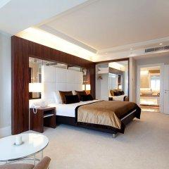 Ikbal Thermal Hotel & SPA Afyon 5* Люкс с различными типами кроватей фото 15