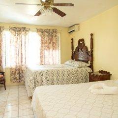 Отель Villa Donna Inn 2* Стандартный номер с 2 отдельными кроватями