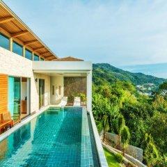 Отель Wyndham Sea Pearl Resort Phuket 4* Вилла с различными типами кроватей фото 3
