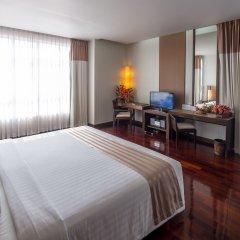 The Pattaya Discovery Beach Hotel Pattaya 4* Номер Делюкс с различными типами кроватей