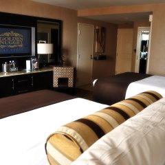 Golden Nugget Las Vegas Hotel & Casino 4* Номер Делюкс с 2 отдельными кроватями