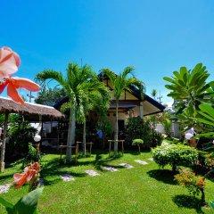 Phuket Airport Hotel сад