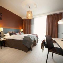 Отель Scandic Bystranda 4* Стандартный номер