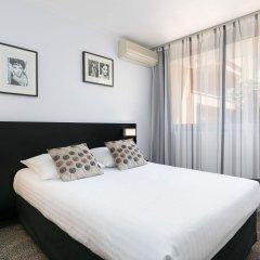 Quality Hotel Menton Méditerranée 3* Стандартный номер с различными типами кроватей