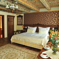 Отель Residence U Cerného Orla 3* Номер Делюкс с различными типами кроватей