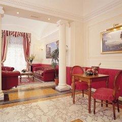 Отель Contilia вестибюль