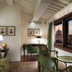 Four Seasons Hotel Firenze 5* Представительский люкс с различными типами кроватей фото 2