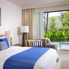 Отель Holiday Inn Resort Phuket Mai Khao Beach 4* Представительский номер разные типы кроватей