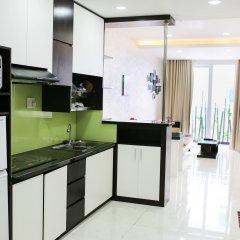 Апарт-отель Gold Ocean Nha Trang Апартаменты с различными типами кроватей