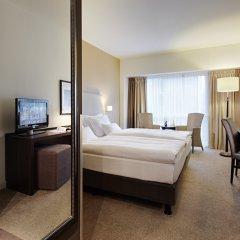 Lindner WTC Hotel & City Lounge 4* Номер категории Эконом с различными типами кроватей