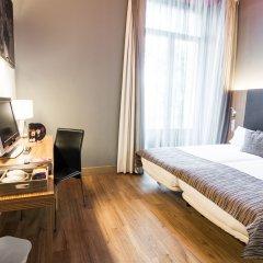 Отель Petit Palace Plaza del Carmen 4* Стандартный номер с различными типами кроватей фото 5