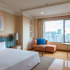 Отель Jasmine City 4* Улучшенные апартаменты с разными типами кроватей фото 7