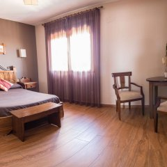 Отель Callejón del Pozo 2* Коттедж с различными типами кроватей