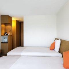 Отель Novotel Amsterdam City 4* Улучшенный номер