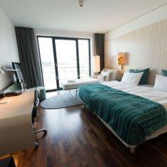 Отель Scandic Berlin Potsdamer Platz 4* Стандартный номер с разными типами кроватей фото 2