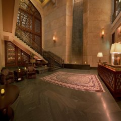 Отель Atlantis The Palm ресепшен в спа