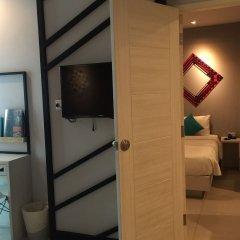 Отель The Crib Patong 3* Улучшенный номер с различными типами кроватей фото 3