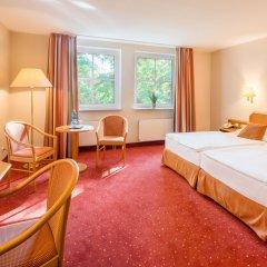Отель Parkhotel Diani 4* Номер Комфорт с двуспальной кроватью