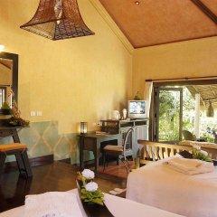 Отель Mangosteen Ayurveda & Wellness Resort 4* Улучшенная вилла с различными типами кроватей