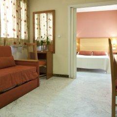 Отель Apartamentos Los Girasoles II Апартаменты с различными типами кроватей фото 6