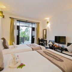 Отель Hoi An Coco River Resort & Spa 4* Номер Делюкс с различными типами кроватей