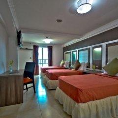 Hotel Bahia Suites 3* Стандартный семейный номер с 2 отдельными кроватями
