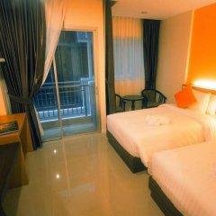 Отель Breezotel Стандартный номер с различными типами кроватей фото 5
