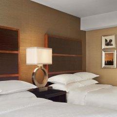 Отель Sheraton New York Times Square 4* Стандартный номер с различными типами кроватей фото 5